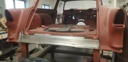 55 Chevy Restoration