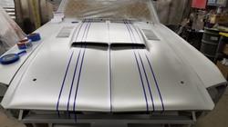 1967 Mustang Stripes
