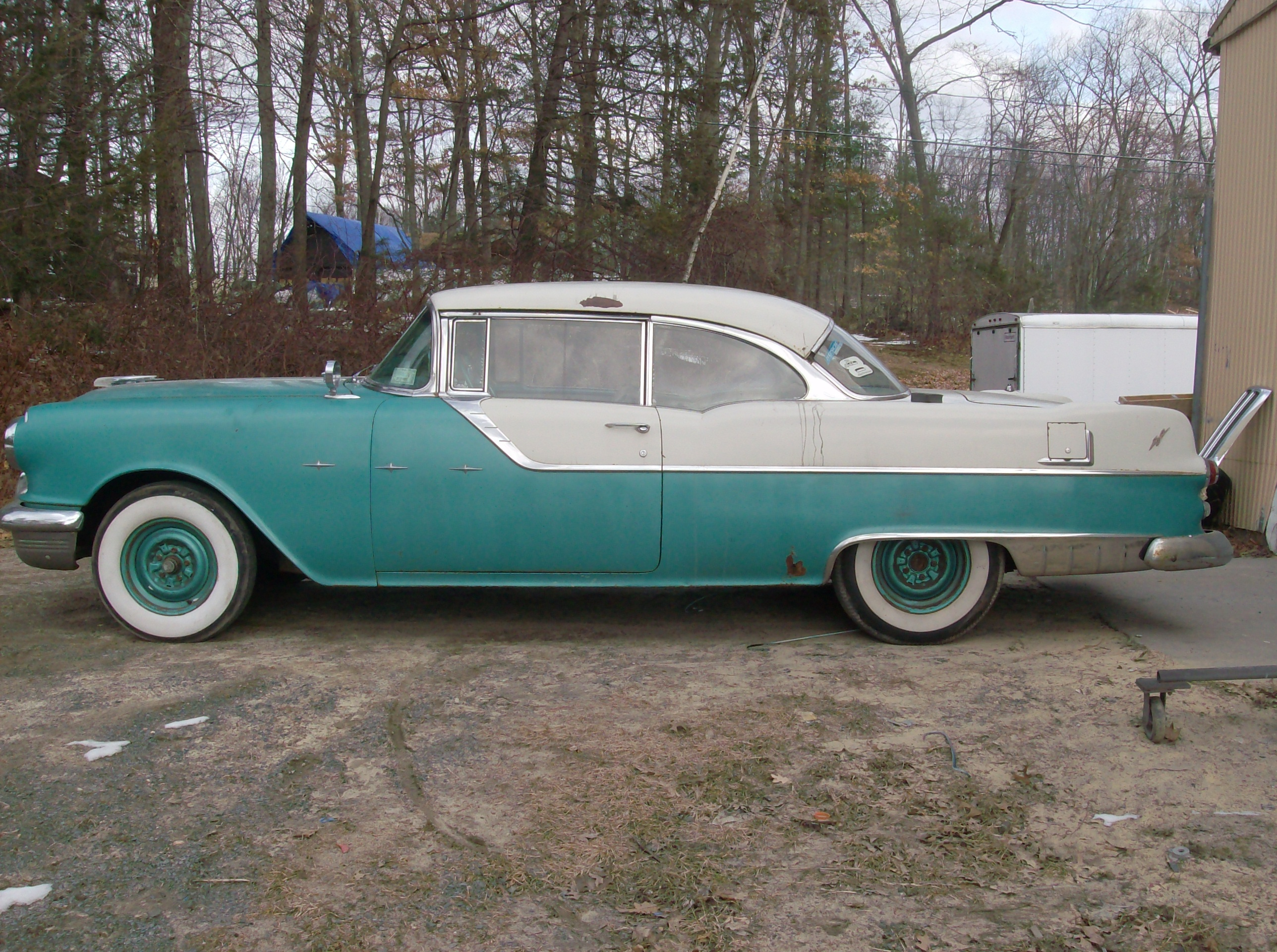 1955 Starchief Restoration