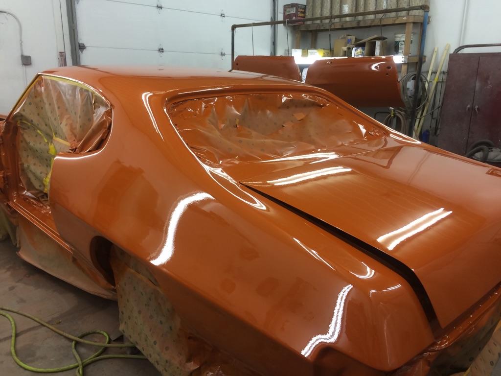 Pontiac Restoration