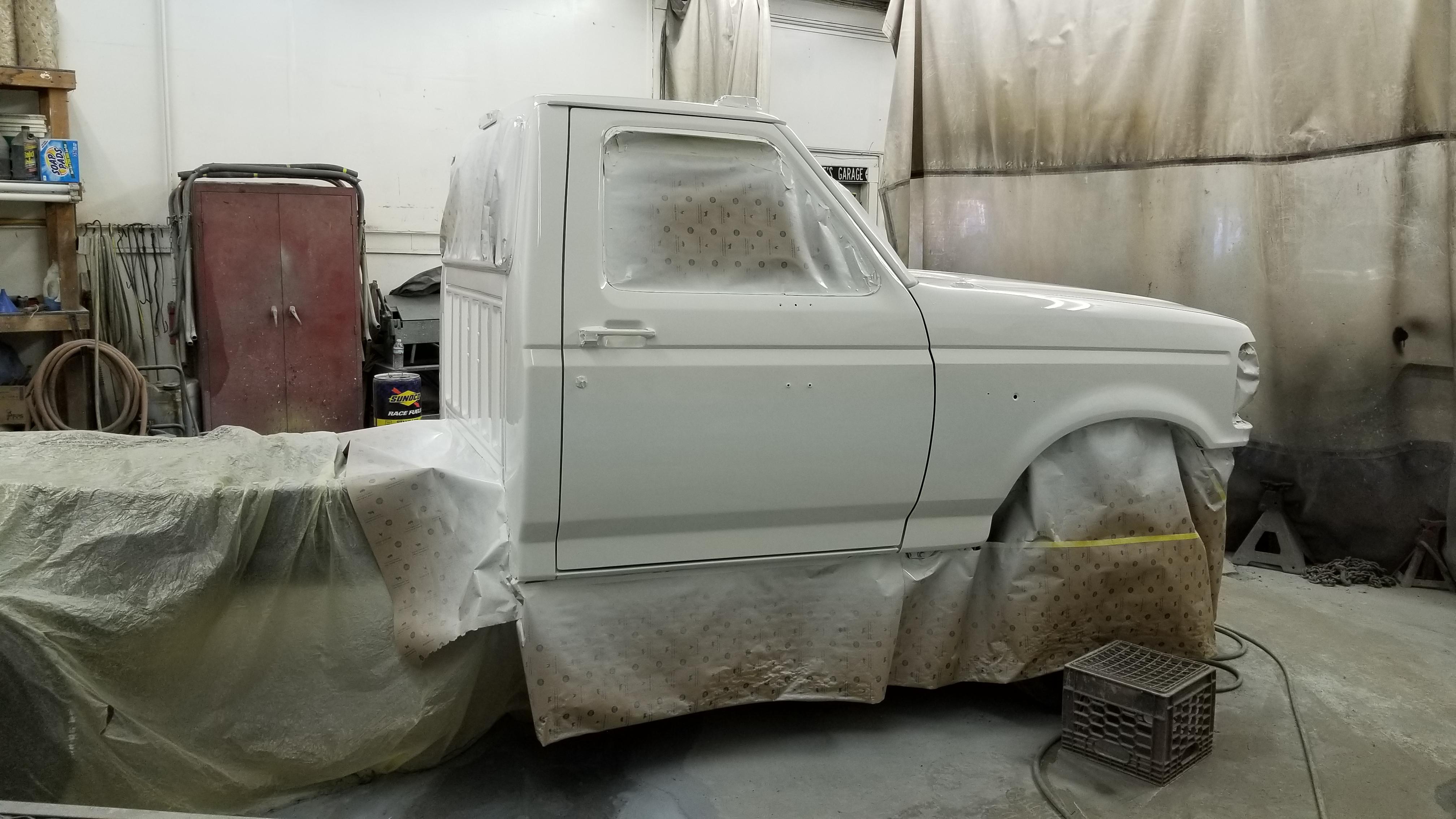 1994 F250 Work Truck