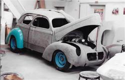 Willys Full Restoration