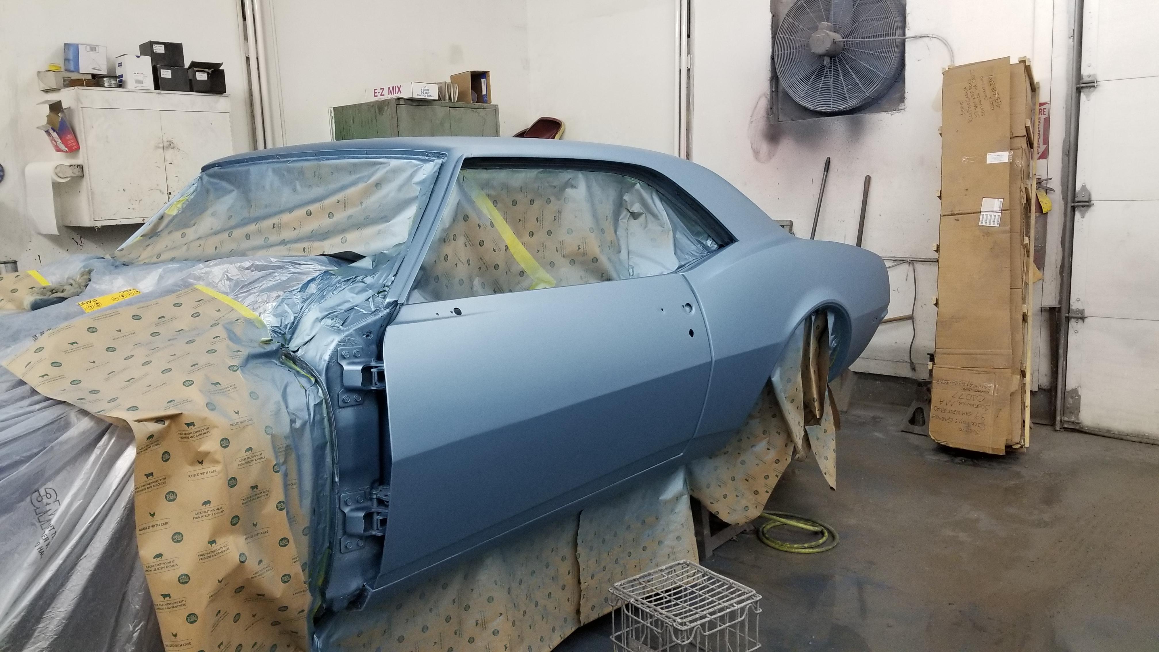 Rick Foy's Garage