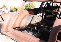 carpetbagger dragster 1955 Nomad