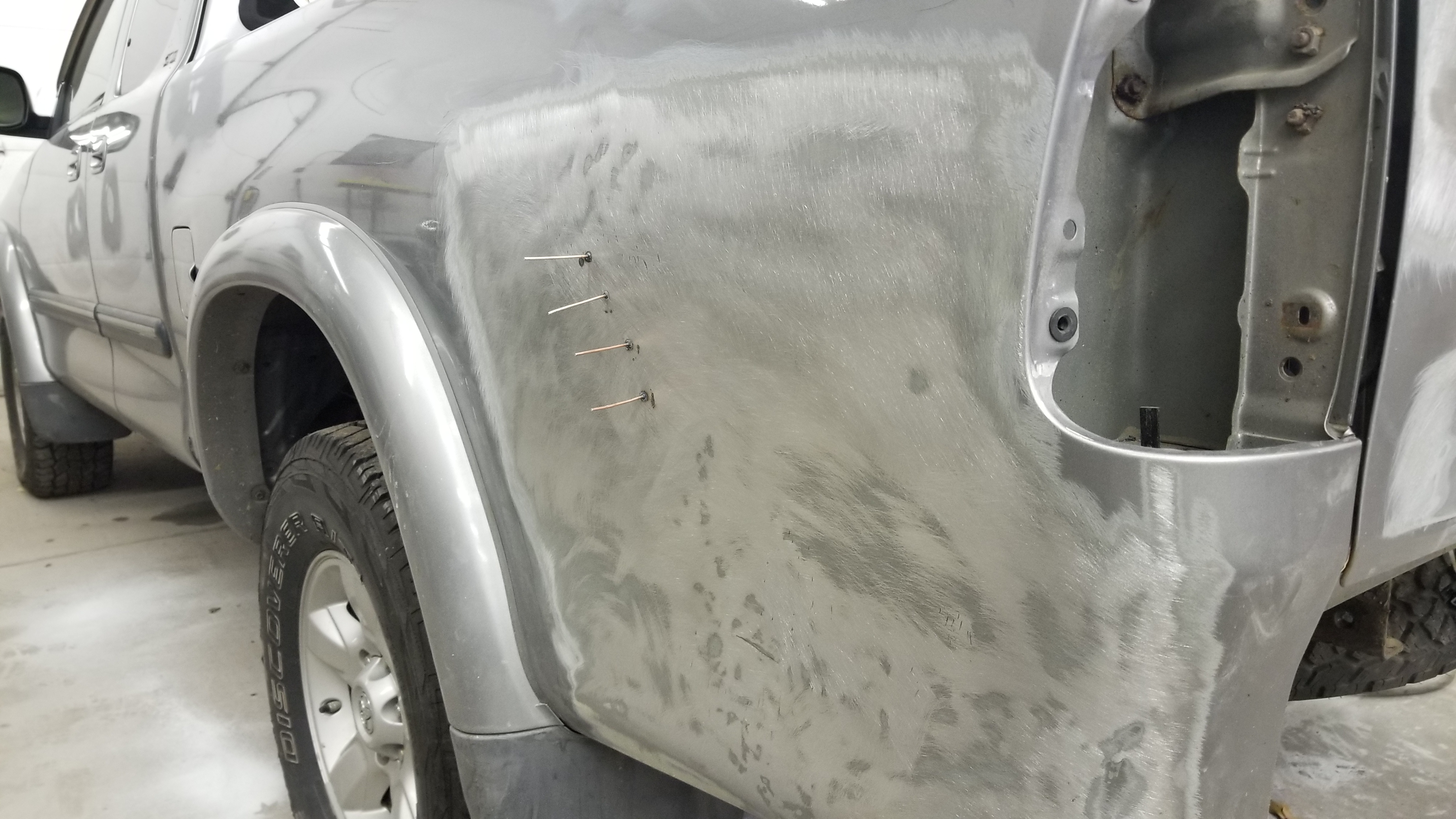 Removing Dents