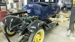 1930 Model A Rick Foy's Garage