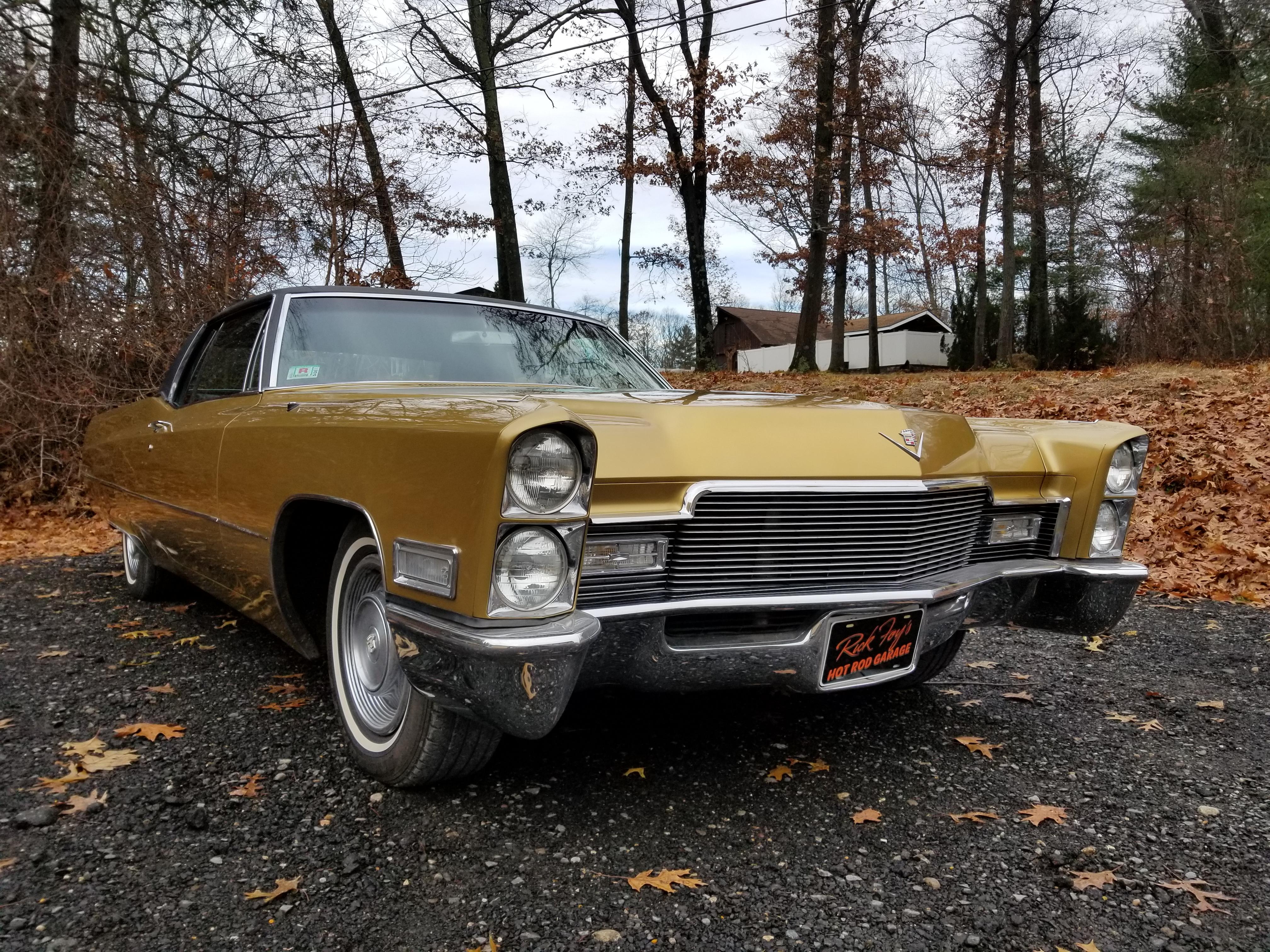 Cadillac Restoratin