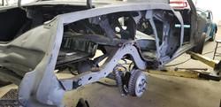 70 Cutlass Restoration