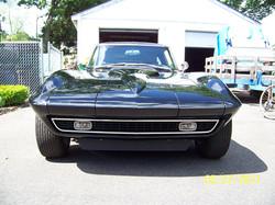 1966 corvette Restoration