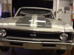 1970 Chevy Nova SS