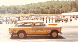 Carpet Bagger Race Car