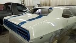 1969 Trans Am Stripes