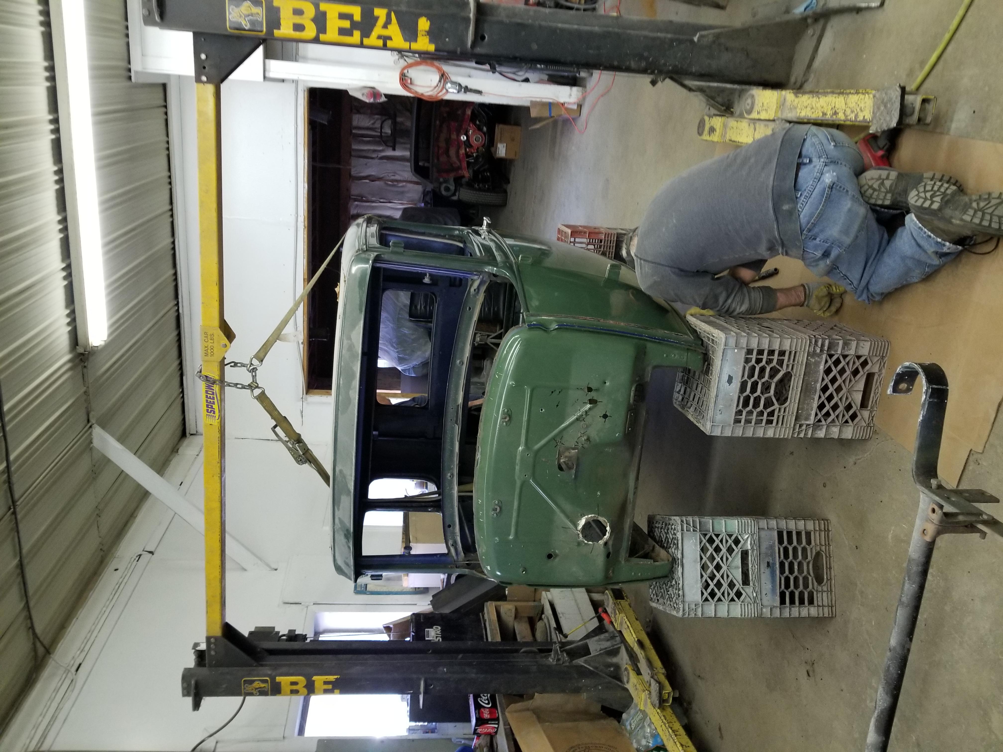 Restoring a Model A