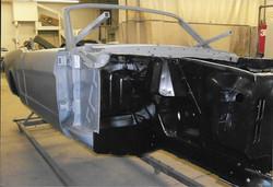 66 Ford Mustang Restoration