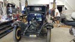 Classic Car Restorations Rick Foy