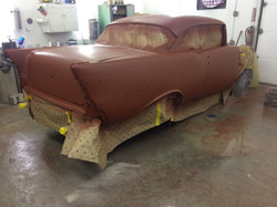 1957 Chevy Restoration