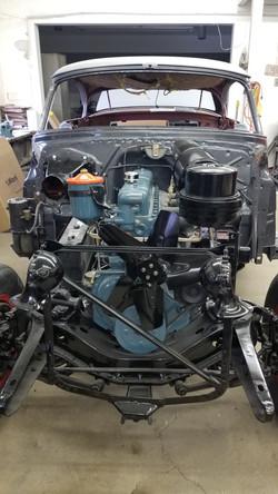 1950 Buick Straight 8