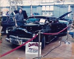 1949 Mercury Custom Sled