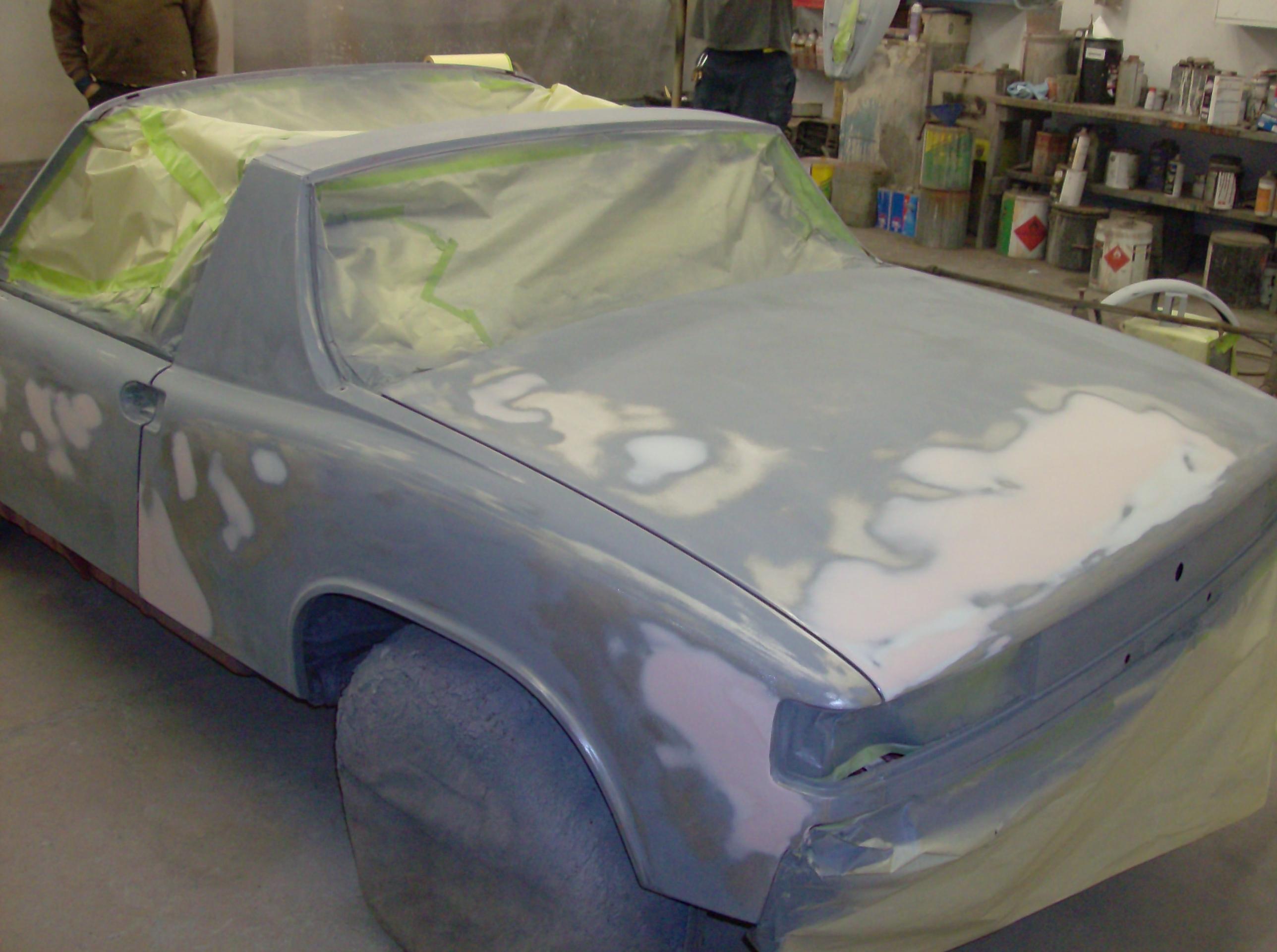 Porshe 914 Restoration