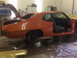 1972 Pontiac GTO Lemans