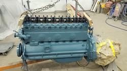 1950 Roadmaster Engine