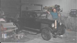 1929 Model A Hot Rod