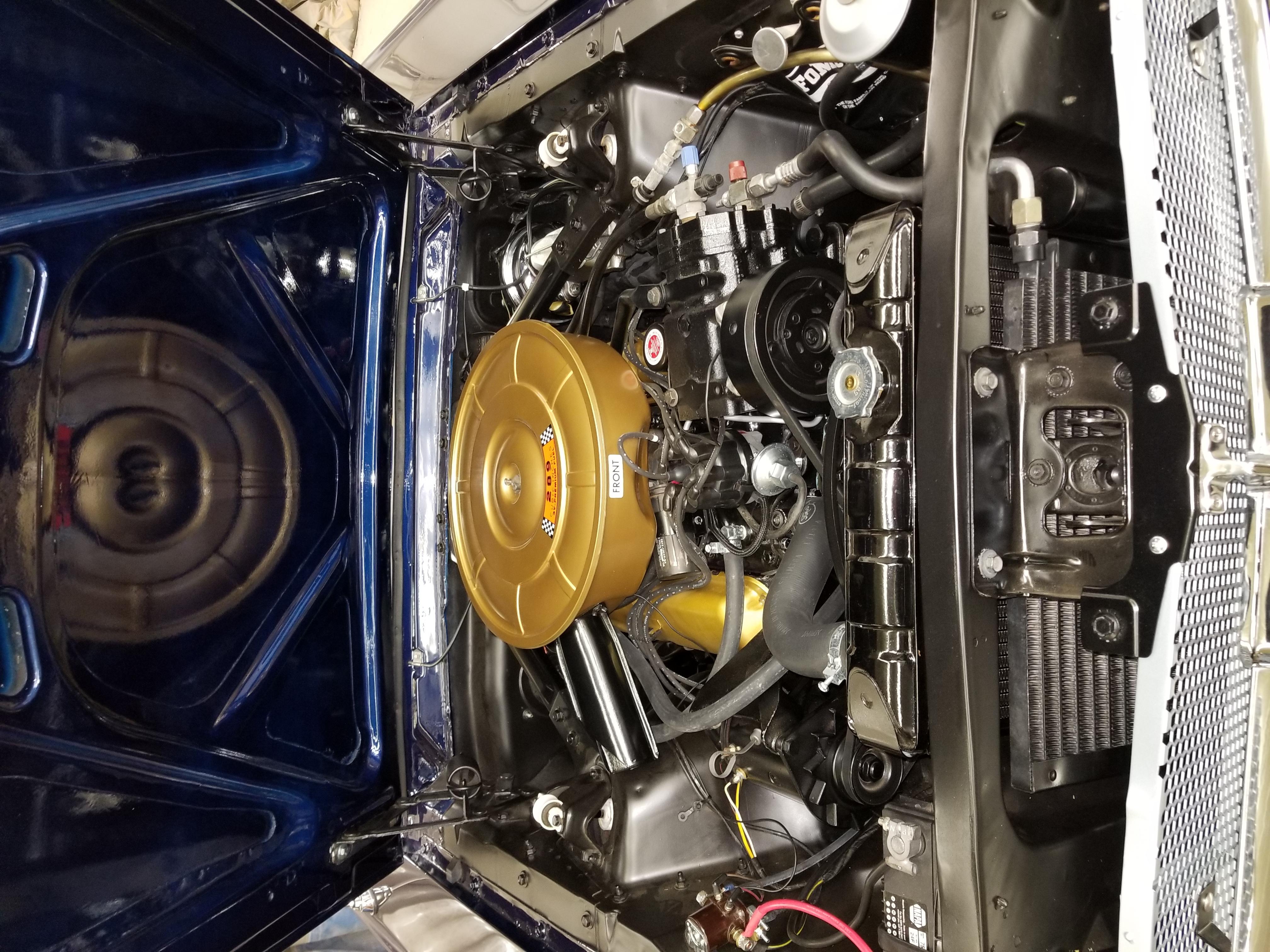 64 Mustang