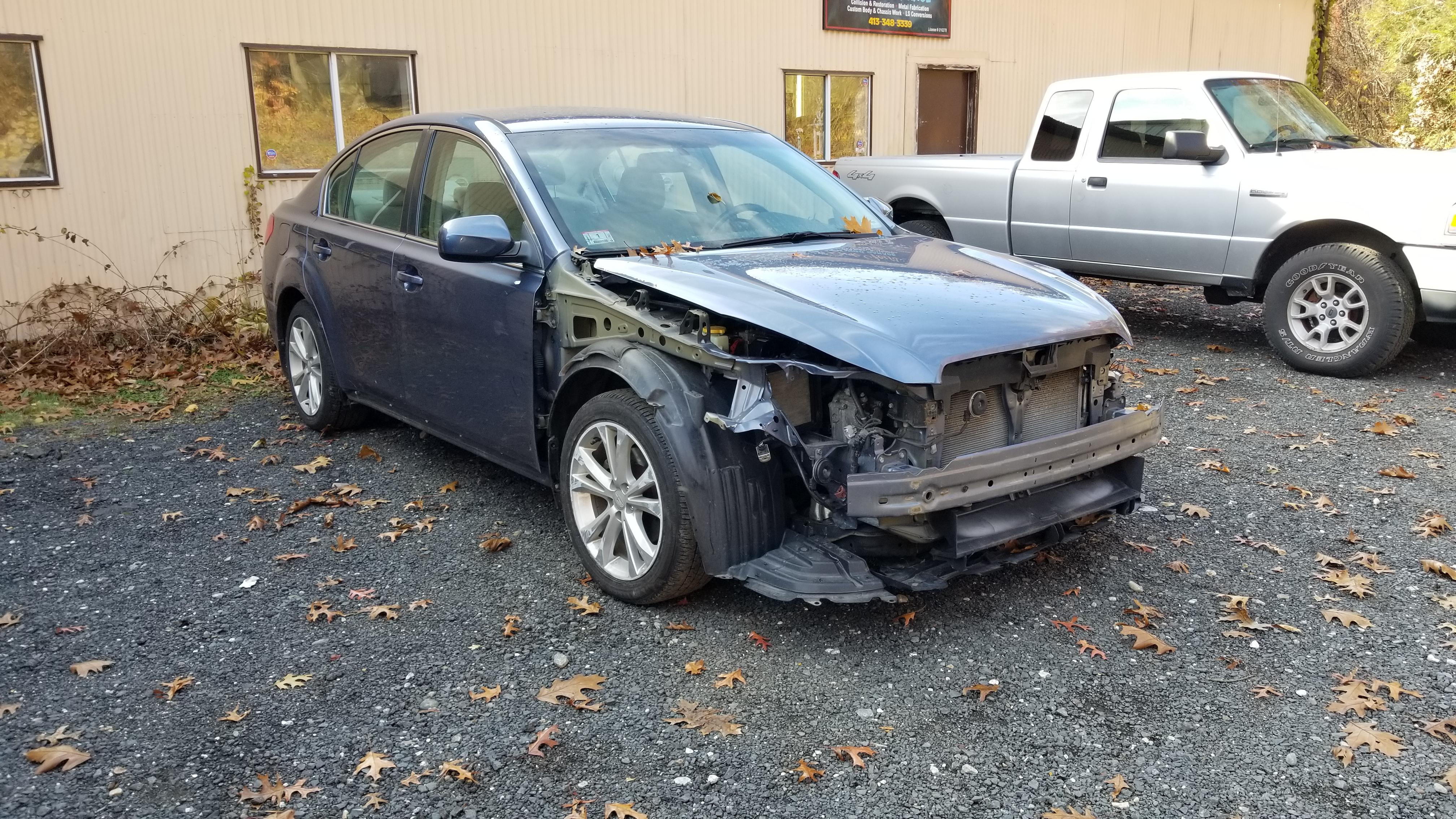 Auto Body Repair Rick Foy's Garage
