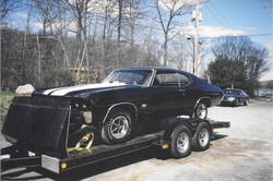 70 Chevelle SS