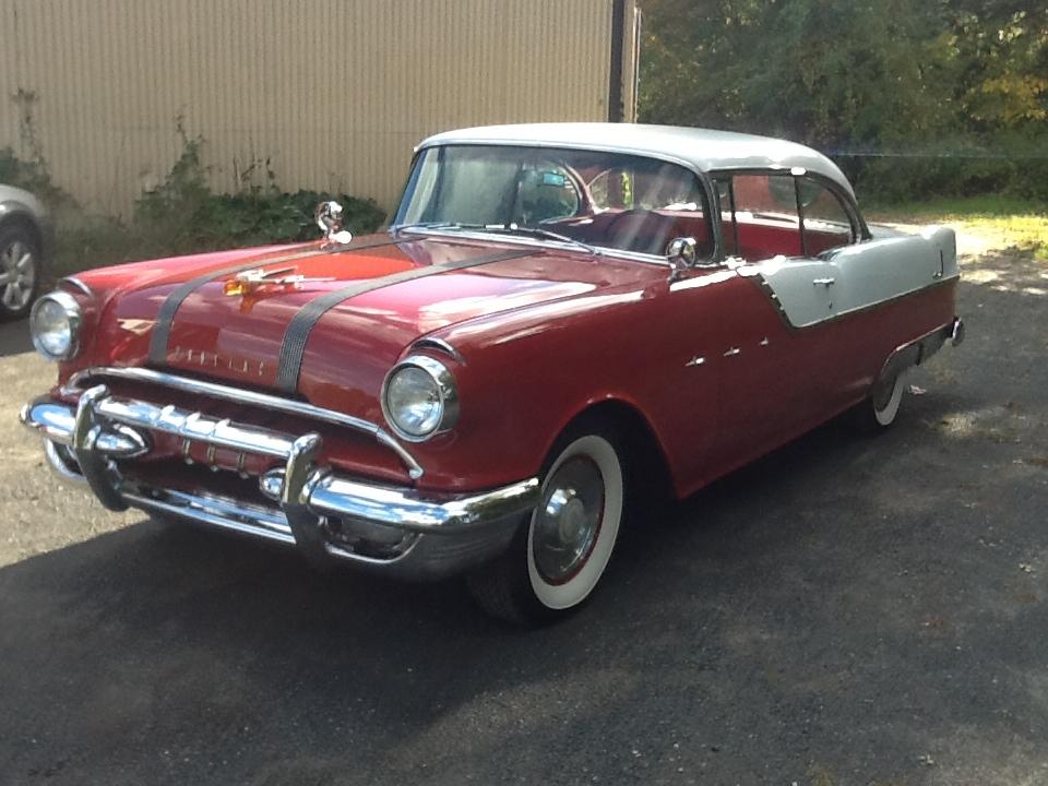55 Pontiac Restoration