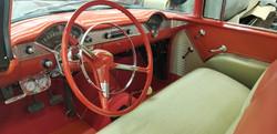 1955 Chevy Interior
