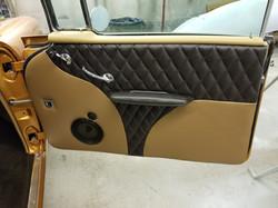 57 Chevy Door Panel