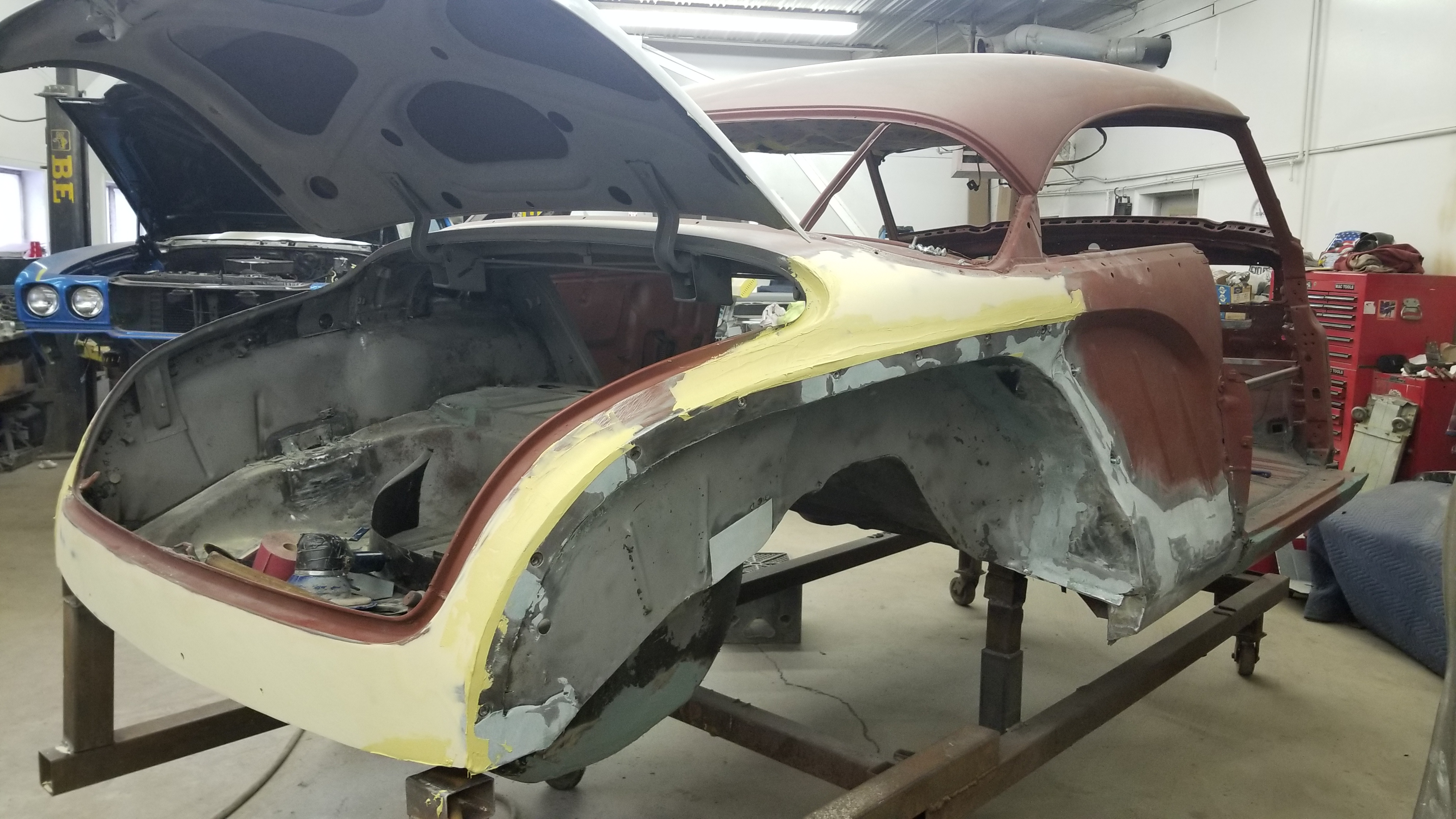 1950 Buick Restoration