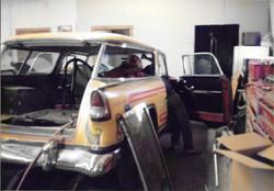Carpet Bagger Racecar