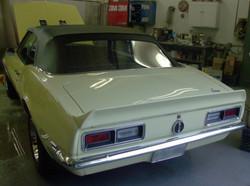 68 Camaro Super Sport