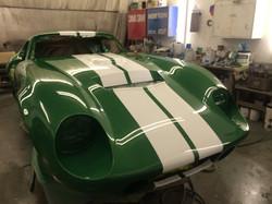 Shelby Daytona Custom Paint