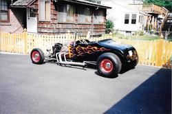 1926 T Bucket Rick Foy's Garage