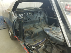 70 Oldsmobile cutlass restoration