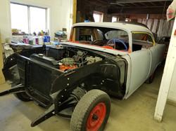 1955 Chevy Restoration