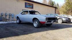 1968 Camaro Restoration