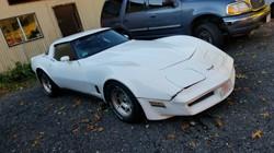1980 Corvette Repair