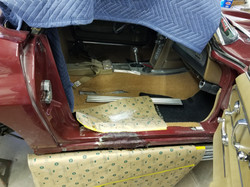 Corvette Rocker Panel Repair