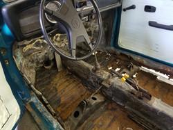 1974 Volkswagon Restoration