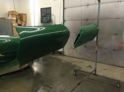 Shelby Daytona Racecar