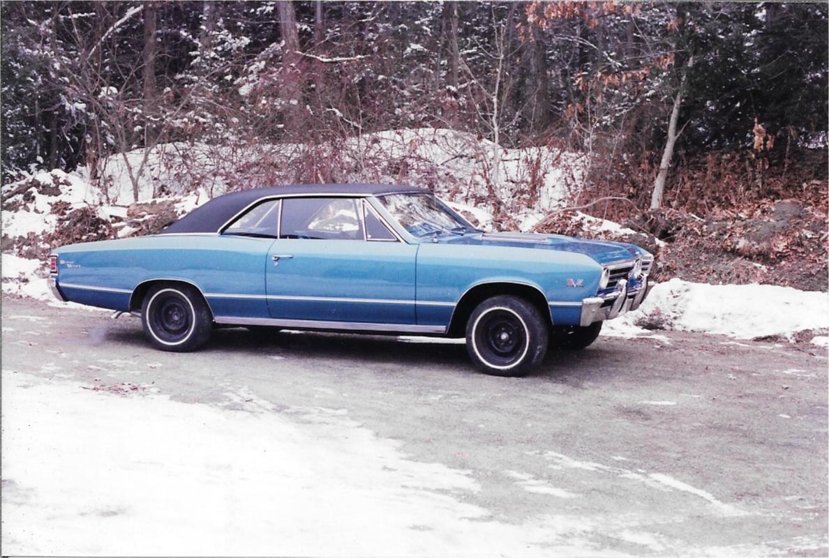 1967 Chevelle Super Sport