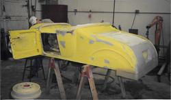 1926 T Bucket Restoration
