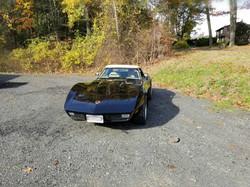 73 Corvette Restoration