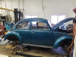 74 Beetle Restoration