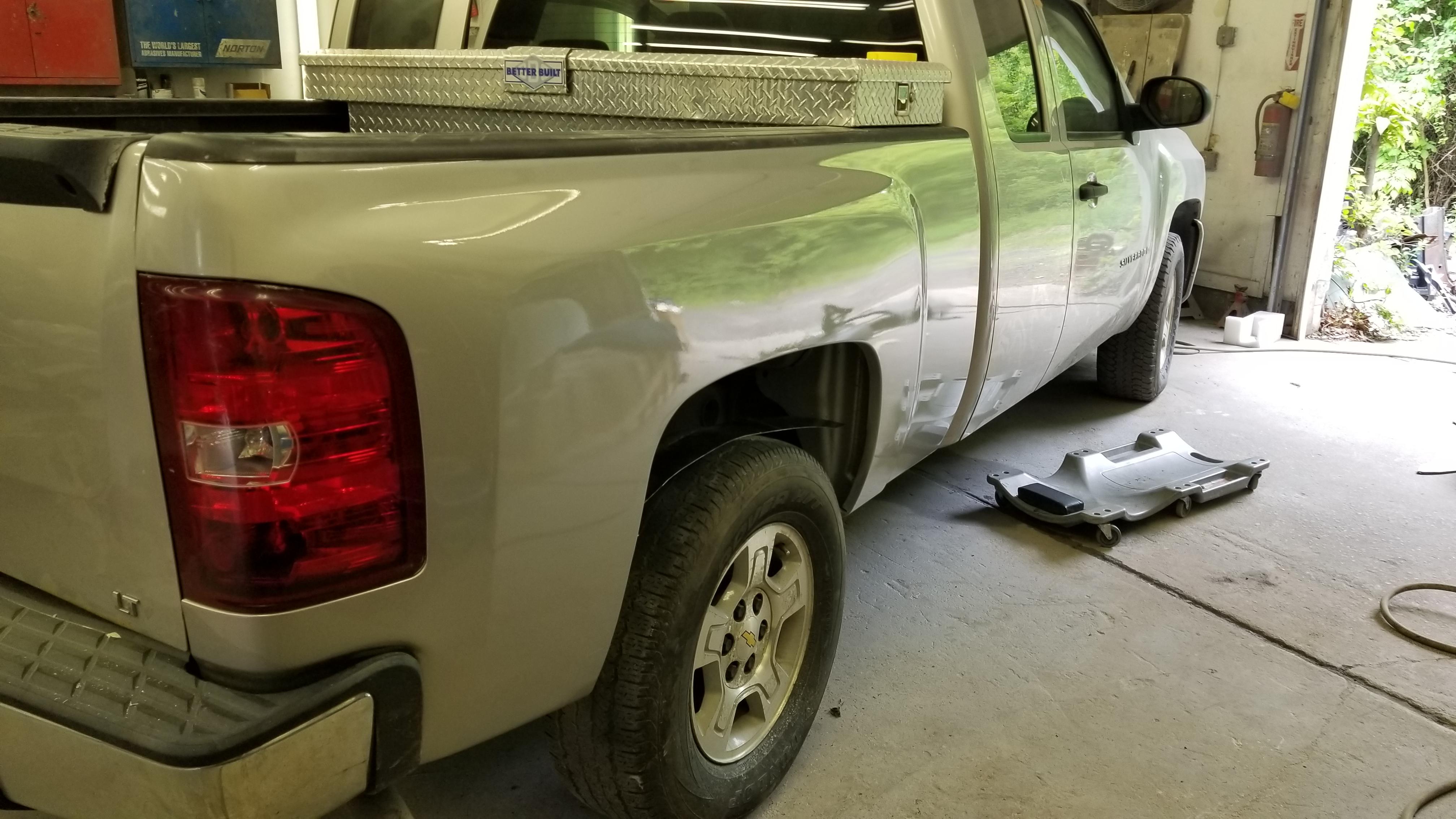 2007 Chevy Silverado