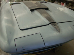 67 Corvette Restoration